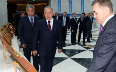 Visit to the new building of the Nazarbayev Centre