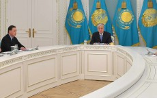 The Head of State held a meeting on the economic situation in the country