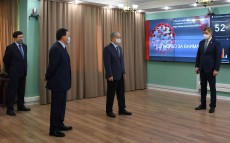 Kassym-Jomart Tokayev visited the Operative Сentre for Coordination and Monitoring of Emergency Situations