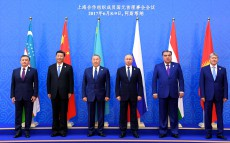 The Shanghai Cooperation Organization Heads of State Council meeting in a narrow format