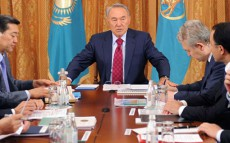 Today in Borovoe the Head of State Nursultan Nazarbayev Holds Meeting on Issues of Development of Northern Regions