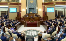 Today President Nursultan Nazarbayev Opens Third Parliament Session of the Fifth Convocation